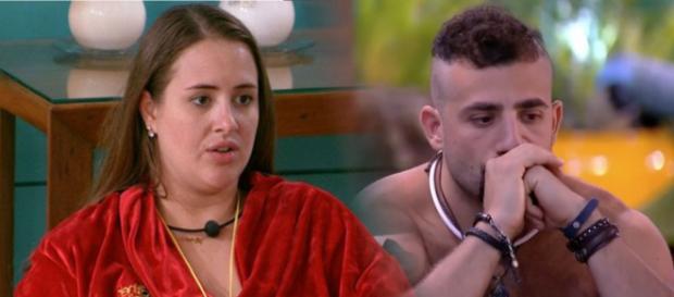 Internautas acusam Patrícia de forçar romance com Kaysar