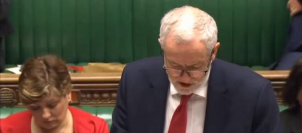 Jeremy Corbyn's response to Salisbury Incident statement - Image credit Imajsa Claimant | youTube
