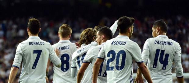 Jugadores del Real Madrid hicieron una broma por el Día de los ... - com.mx