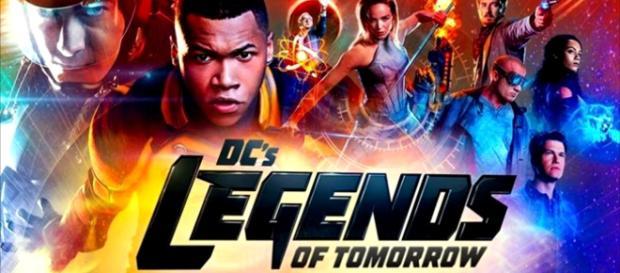 La serie de televisión Leyendas del mañana de DC está avanzando y mejora