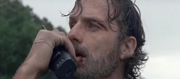 Rick Grimes 'TWD' main character: (Image Credit: AresPromo/YouTube)