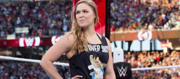 Ronda Rousey y su debut en WWE - wrestlingenvivo.com