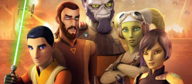 'Star Wars Rebels' muestra el círculo completo con la final de la serie
