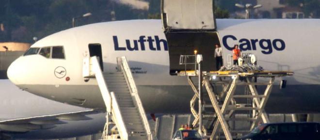 Millionen-Raub aus Lufthansa-Maschine