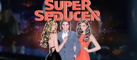 Portada del videojuego Super Seducer para PlayStation
