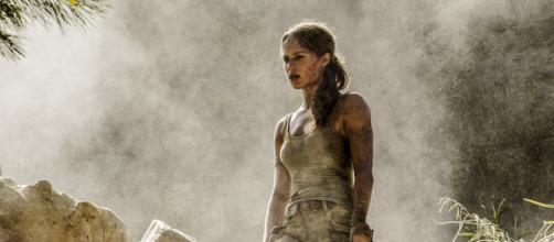 Alicia Vikander en su rol de Lara Croft / ©WarnerBrosEntertainment/MGMPictures