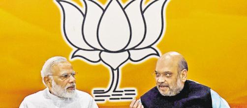 BJP richest party with Rs 894 cr, Congress second with Rs 759 cr ... (Image via Hindustantimes/Youtube)
