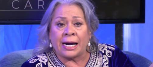 Carmen Gahona la lía en Sálvame Deluxe - diezminutos.es