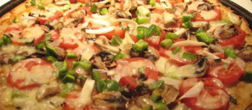 Cómo hacer una pizza vegetal - 9 pasos - unComo - uncomo.com