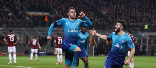El Arsenal quiere llegar a la Champions del próximo año, al ganar esta Europa League