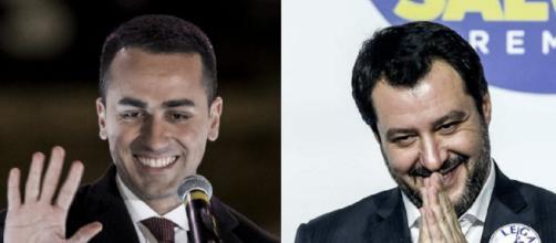 Elezioni 2018, la notte del trionfo di Luigi Di Maio e Matteo ... - repubblica.it