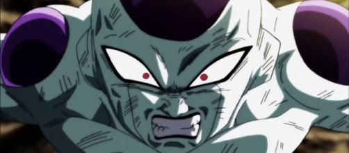 Frieza. - [Hakai / YouTube screencap]