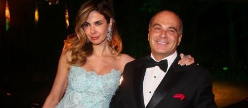 Luciana Gimenez e Marcelo de Carvalho se separam