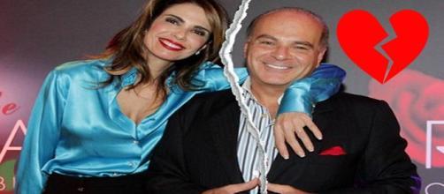 Luciana Gimenez termina casamento com Marcelo de Carvalho