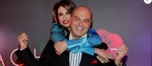 Luciana Gimenez termina casamento com Marcelo de Carvalho.