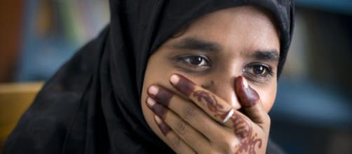 """Matrimonio infantil en Bangladesh: Niñas que dan el """"no quiero ... - elpais.com"""