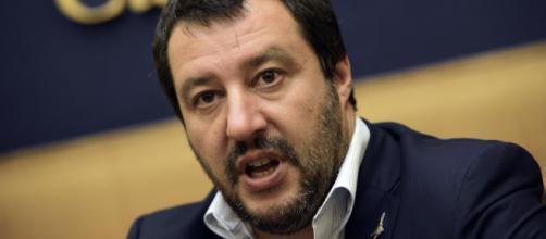 Matteo Salvini (foto - huffingtonpost.it)
