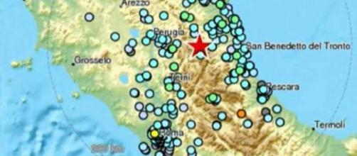 Nuovi terremoti in Centro Italia