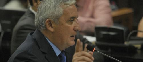 Otto Pérez Molina se dice inocente en caso de corrupción La Línea ... - com.gt