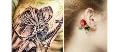 Para cada signo, um tipo de tatuagem diferente