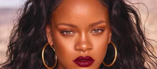 Rihanna podría estar a punto de estrenar una colección de lencería