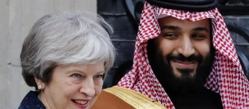 Secondo il politico Jeremy Corbyn il governo britannico ha collaborato con le forze saudite nelle stragi nello Yemen.