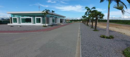 Smart City Laguna conta também com um polo tecnológico e empresarial (Foto: Reprodução)
