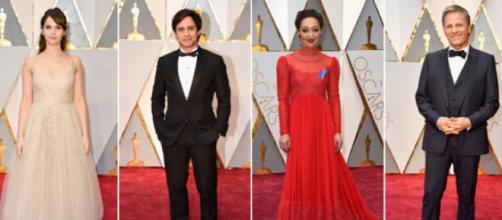 TODOS los vestidos de la alfombra roja de los Oscar 2018