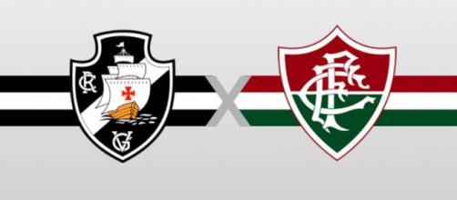 Vasco x Fluminense ao vivo nesta quarta