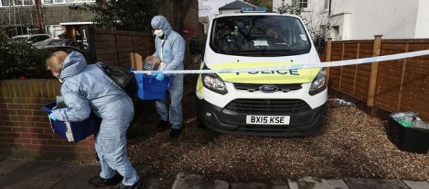 Autoridades policiais britânicas estão a investigar o caso