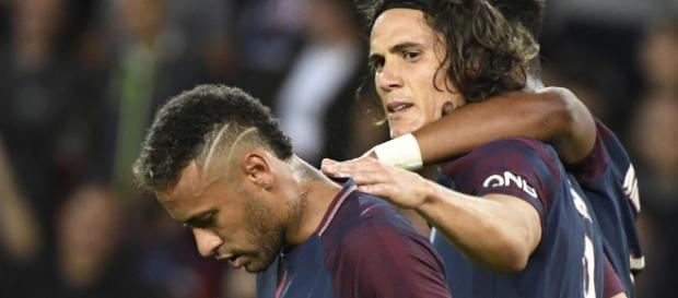 Cavani ou Neymar pour tirer les penalties au PSG? Le Brésilien esquive - bfmtv.com
