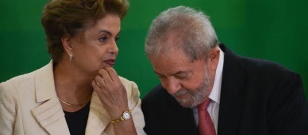 Dilma e Lula foram responsáveis pelas nomeações.