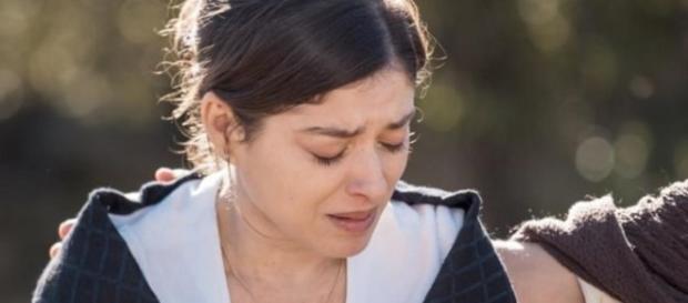 Il Segreto trame maggio: Venancia terrorizza Candela