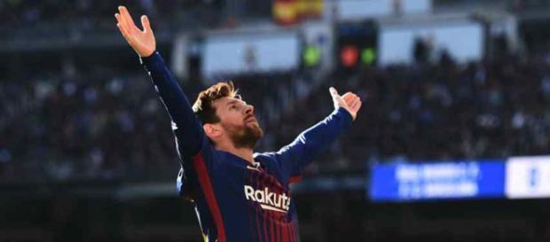 Leo Messi está empolgado com final de temporada