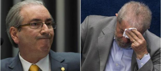 Lula pode ficar lado a lado com Cunha