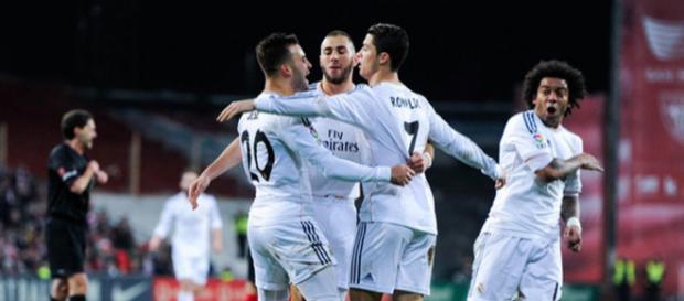 Real Madrid clasificó a los cuartos de final de la Uefa Champions League
