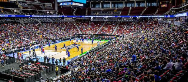 The NCAA Tournament gets underway. - [image via Wikimedia Commons]