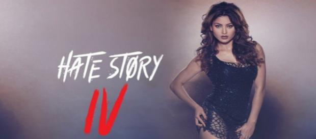 Urvashi Rautela in 'Hate Story 4' (Image Credit: T-Series/Youtube)