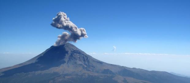 volcán Popocatépetl erupciona tras el terremoto - lavanguardia.com