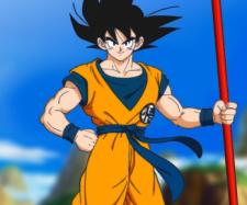 'Dragon Ball Super' - Son Goku.