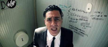 Le Iene: Cizco ha curato l'inchiesta del mondo degli annunci nei bagni