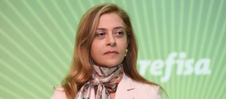 Leila Pereira é a dona da Crefisa