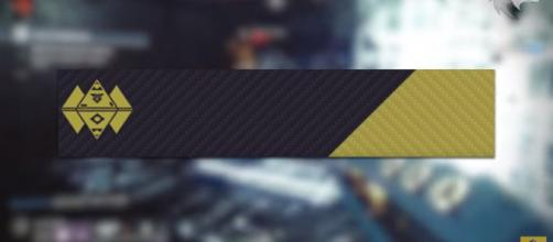A DLC 2-themed emblem in 'Destiny 2' - YouTube/xHOUNDISHx