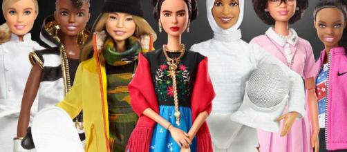 Barbie lanza muñecas inspiradas en mujeres reales - cablenoticias.tv
