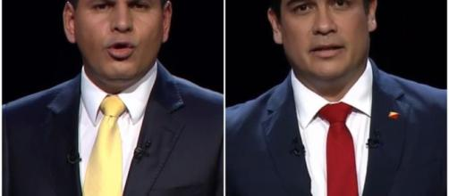 Elecciones en Costa Rica: Fabricio y Carlos Alvarado se verán en ... - oncenoticias.cr