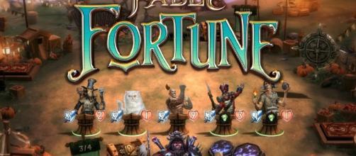 Fable Fortune es un videojuego de rol muy interesante lleno de trucos y estrategia