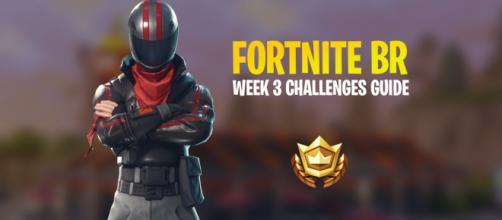 """Fortnite Battle Royale"": Week 3 challenges guide! Image Credit: Own work"