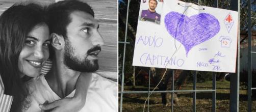 Funerale Davide Astori: malore in chiesa