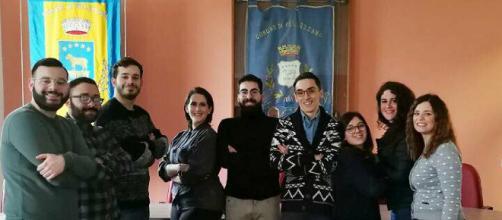 In foto, un'immagine della prima assemblea del Forum dei Giovani di Pellezzano