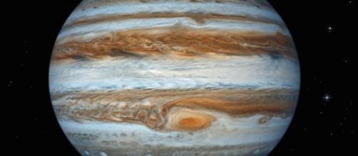 La sonda Juno de la agencia espacial estadounidense ha estado estudiando las variaciones en la atracción de la gravedad